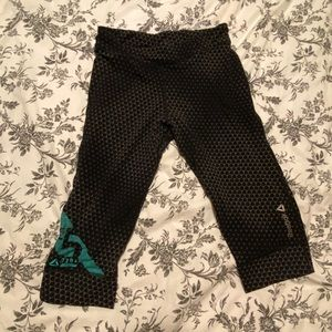 Cropped Reebok legging